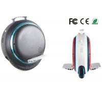 Buy cheap Pneumatic Tire One Wheel Electric Unicycle Self Balancing For Outdoor Travel from wholesalers