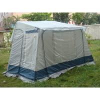 Buy cheap Small 5 Person Canvas Family touring Tent Awning with Single Layer from wholesalers