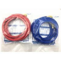 Buy cheap NBR Material ac charging hose , charging hose refrigerant for Conveying R134a from wholesalers