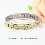 Buy cheap Full Magnets Balance Power Tungsten Bracelet for Body Health,Energy element bracelet from wholesalers