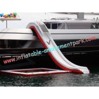 Buy cheap Towable Inflatable Water Toys / Inflatable Yacht Slides By Freestyle Cruiser from wholesalers