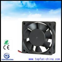 Buy cheap Square 60mm Computer Case Cooling Fans For LED Digital Signage And Industrial from wholesalers