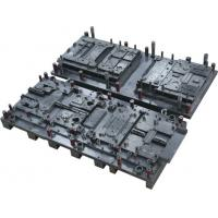 Buy cheap Large progressive metal stamping dies for automotive bracket, chassis made of carton steel from wholesalers