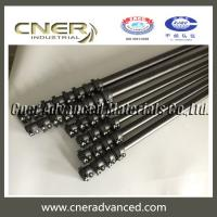 Buy cheap Carbon fibre water fed window cleaning pole extendable with clamps available from wholesalers