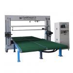 Buy cheap High Speed CNC Oscillating Blade Sponge Foam Cutting Machine 5kw from wholesalers