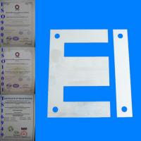 Buy cheap EI lamination silicon steel sheet transformer lamination with holes CRNGO CRGO from wholesalers