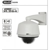 Buy cheap H.264 High Speed IP dome Camera from wholesalers