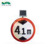 Buy cheap Saudi arabia traffic signs road safety warning signal aluminum traffic sign from wholesalers