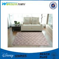 Buy cheap Anti Fatigue Rubber Floor Mats With 100% Polyester Washable Kitchen Rugs Eco - Friendly from wholesalers