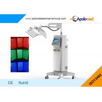Buy cheap LED Beauty Equipment  PDT Light Therapy / LED Light Therapy Skin Tightening Machine from wholesalers