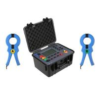 Buy cheap Precise 100V 30KΩ Digital Earth Resistance Tester For Power Industry / Railway product