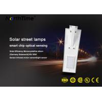 Buy cheap 18V 20W Solar Panel street lamp  4 Rainy days lighting  Time control system from wholesalers