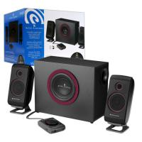 Buy cheap 2.1 home multimedia speaker system from wholesalers