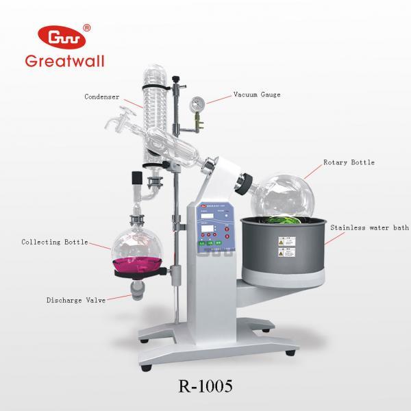 Water Distillation Equipment ~ Alcohol water distillation equipment l rotary evaporator