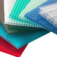 Buy cheap Soundproof Heat Insulation Light Weight Polycarbonate Hollow Sheet 4mm-30mm from wholesalers