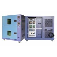 Buy cheap 120 Patterns High / Low Temperature Chamber Color Touch Panel Control System from wholesalers