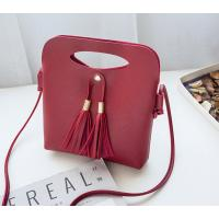 Buy cheap Ready To Ship Promotional Shopper Purses Lightweight Clutches Small Cross body Bag Magnetic Lock Tassel Coin Purses from wholesalers