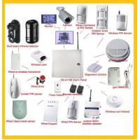 Buy cheap Network alarm system | GSM & pstn wireless and wired alarm host | retail and wholesale security from wholesalers