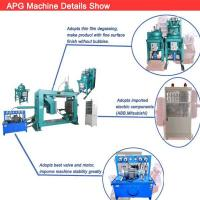 Buy cheap apg clamping machine for apg process apg epoxy resin clamping machine ,apg from wholesalers