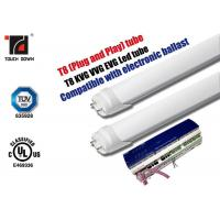 Buy cheap 4 Foot T8 Dimmable LED Tube Lights For Home High Lumen 19 Watt Power from wholesalers