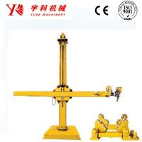 Buy cheap column and boom welding manipulator from wholesalers