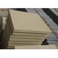 Buy cheap Natural Stone Subway Tile , Interior Yellow Sandstone Wall Tiles For Living Room product