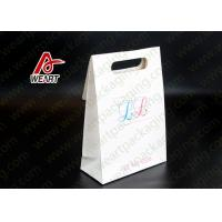 Buy cheap Custom Unique Design  Printed Commercial Shopping Die Cut Candy Paper Bag from wholesalers