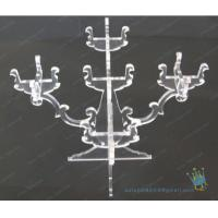 Buy cheap CH (52) martini Acrylic candle holder from wholesalers