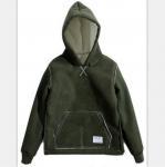 Buy cheap 2019 Mens Sherpa Jacket Mens Sherpa Fleece Pullover Hoodie OEM Service from wholesalers