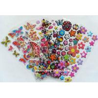 Buy cheap Cute animal plastic EVA foam kawaii puffy stickers for children products promotion from wholesalers