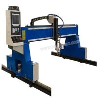 Buy cheap CA-2060 large size Plasma flame cutting machine/gantry CNC metal cutting machine from wholesalers