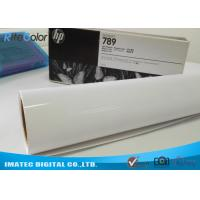 Buy cheap Water Resistant Glossy Cast Coated Photo Paper Sticker Roll 135gsm from wholesalers