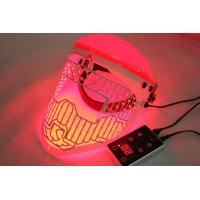Buy cheap led light therapy skin photon rejuvenation acne remover beauty care led mask from wholesalers