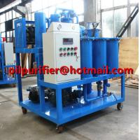China Hydraulic Oil Flushing System, Used Hydaulic Oil Filtration Machine, lube oil recondition and regeneration plant Specs on sale
