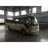 Buy cheap Luxury Bus Body 30 Seater Minibus Original City Service Bus Manual Gearbox from wholesalers