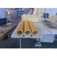 Buy cheap Yellow 600 Degree High Temp Felt PBO Kevlar 5mm Used Inital Table product
