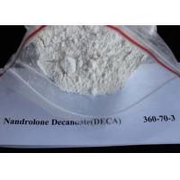 Buy cheap CAS 360-70-3 DECA Durabolin Steroid Powder Nandrolone Decanoate White Crystalline Powder product
