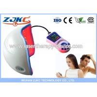 Buy cheap Low Level Laser Hair Growth Cap / Medical Hair Loss Laser Cap , CE ROHS Approval from wholesalers
