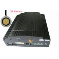 Buy cheap Truck Real-time Video Monitoring 4CH 3G Mobile Vehicle DVR Recorder with GPS / Wi-Fi from wholesalers