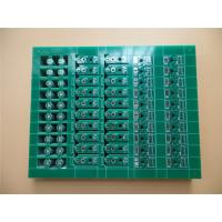 Buy cheap Double Sided PCB On 1.6mm FR4 in Pool Panel to Save Cost and white silkscreen from wholesalers