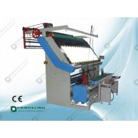 Buy cheap Mutifunction Fabric Inspection Machine With Cutting Device Attachment from wholesalers