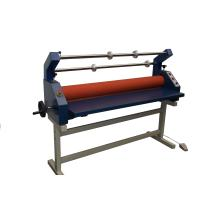 China Electric Cold Laminator 1600mm Rewinding Graphic Cold Roll Laminator (WD-HLD1600) on sale