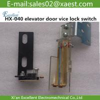 Buy cheap Type HX-040 elevator vice door lock switch/elevator door switch from wholesalers