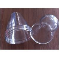 Buy cheap 70MM wide mouth PET preform/ PET preform for Candy bottle from wholesalers