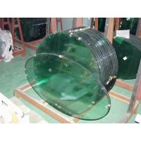Buy cheap Qingdao 4-12mm tempered/toughened building glass product