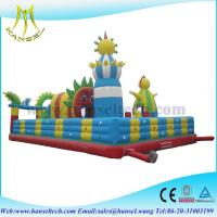 Buy cheap Hansel Hansel adults gaint inflatable slide for outoor park from wholesalers