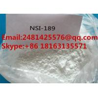 Buy cheap NSI189 Raw Steroid Powders Nsi-189 Phosphate CAS 1270138-41-4 For Improving Mood from wholesalers
