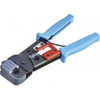 Buy cheap RJ45 RJ11 Dual Modular and Plug Crimping Tool With Stripping and Cutting Function from wholesalers