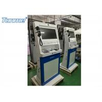 Buy cheap Hospital Self Service Medical Health Care Kiosk Touch Panel Digital Signage For Bill Payment from wholesalers