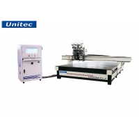 Buy cheap high accuracy Multi Head 2030 Multi Spindle CNC Router For Wood from wholesalers